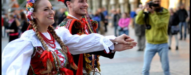 krakow folk costume
