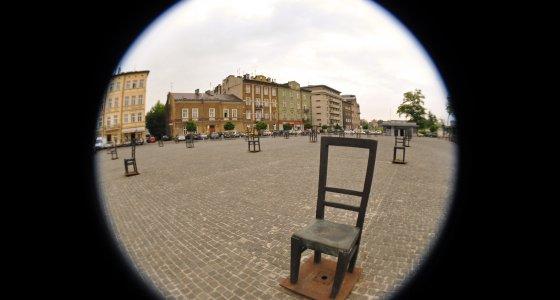 plac Bohaterów Getta