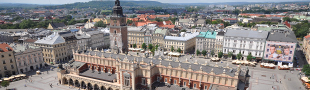Krakow is once again best European tourist destination!