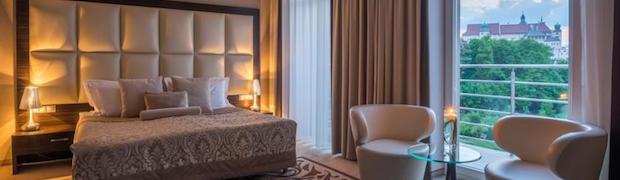 The best hotels in Krakow