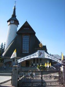 Sanktuarium Matki Boskiej Fatimskiej na Krzeptówkach