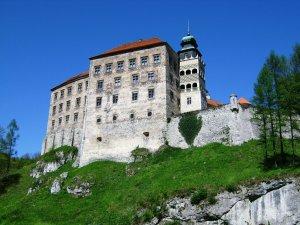 Pieskowa Skala- Castle