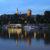 Wawel seen from Vistula river