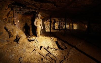 historical silver mine